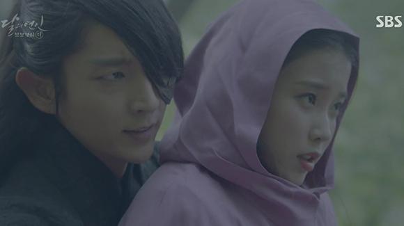 Moon Lovers: Scarlet Heart Ryeo: Episode 6